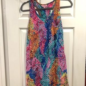 Lilly Pulitzer Dress - super cute and sassy!